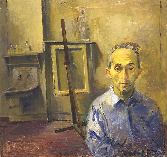 Soyer Self Portrait
